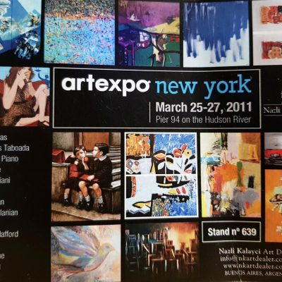 Artexpo NYC 2011 - Seccion Expo